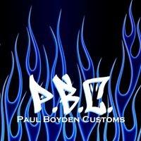Paul Boyden Customs