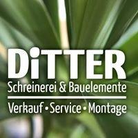 Schreinerei & Bauelemente Ditter