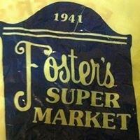 Foster's Supermarket, since 1941