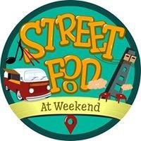 Street Food at Weekend