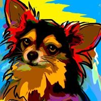 Tails Of Our Lives/Pet Portraits by Judy Horn