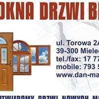Danmar- drzwi, okna bramy