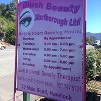Blush Beauty Marlborough ltd