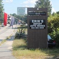 Erik's Import Autoworks