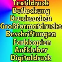 Logo Schrift + Werbung /Andreas Vornholt