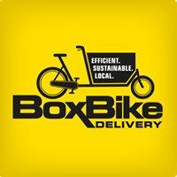 Box Bike Delivery