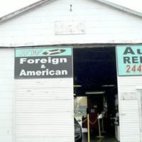 WW Foreign/American Auto & Truck Repair