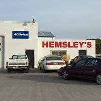 Hemsley's Auto