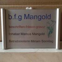 B.f.g Mangold