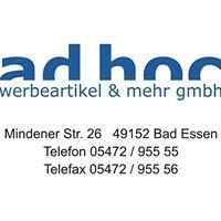 Adhoc Werbeartikel & mehr GmbH