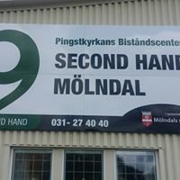 Pingstkyrkans Secondhand Mölndal
