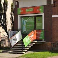 Mac-Dom salon sprzedaży okien i drzwi