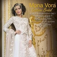 Mona Vora Bridal Couture