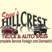 Steves Hillcrest Truck & Auto Sales and Service