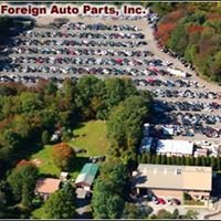 Borges Foreign Auto Parts Inc.