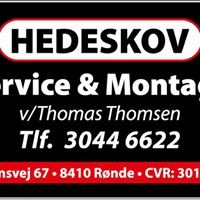 Hedeskov Service & Montage