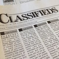 Washington Daily News Classifieds
