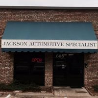 Jackson Automotive Specialist, Inc.