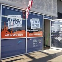 Desert Diesel Truck Repair and Performance specialist.