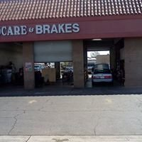 Autocare and Brakes