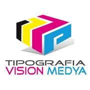 Tipografia Vision Media