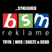 BSM Reklame - grafisk produktion