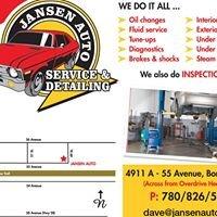 Jansen auto service & detailing