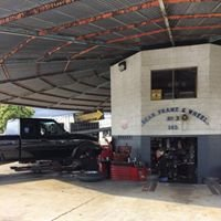 Bear Frame and Wheel alignment suspension specialist..