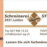 Schreinerei Stocker AG Lalden