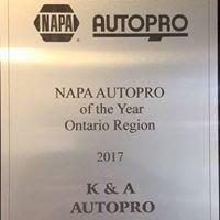 K & A AutoPro