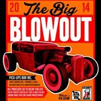 The Big Blowout Music and Car/Bicycle show