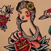 Beautiful Lady Tattoo