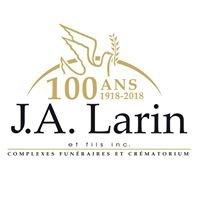 J A Larin & Fils Inc Salons funéraires et crématorium