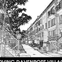 Davenport Village in Toronto