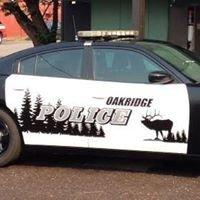 Oakridge Police Department
