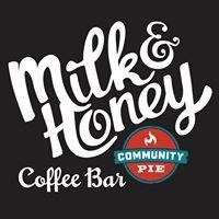 Milk & Honey Coffee Bar at Community Pie