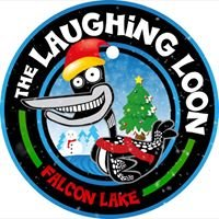 The Laughing Loon in Falcon Lake
