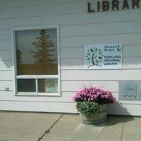 Muenster Public Library-Parkland
