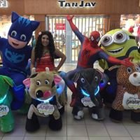 HRM Mascots and Inflatables