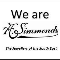 A. Simmonds - The Jewellers of the South East
