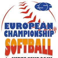 XIX European Championship Softball Woman 2015