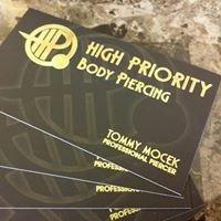 High Priority Body Piercing