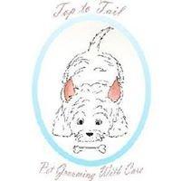 Top to Tail Pet Grooming Radstock