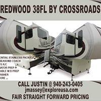 Redwood 38RL RVs