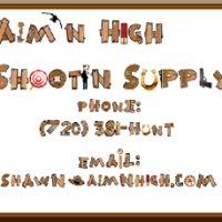 Aim'N High Shoot'N Supply