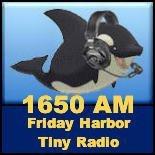 Friday Harbor Tiny Radio