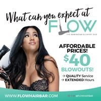 Flow - The Dominican Blowdry Bar