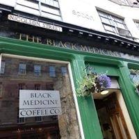 Black Medicine Coffee Shop