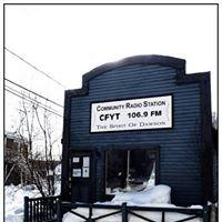 CFYT Radio Station
