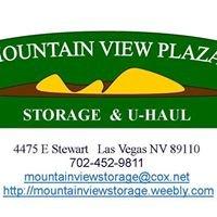 Mountain View Storage and U Haul Truck Rentals